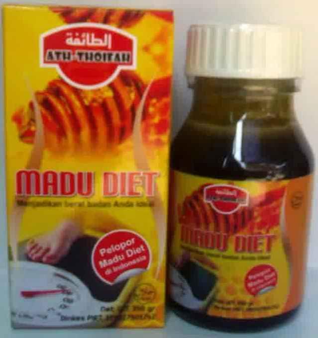 Cara Diet Madu